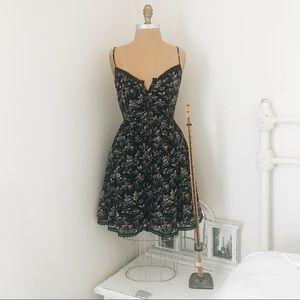 Anthropologie Reformed Floral Dress